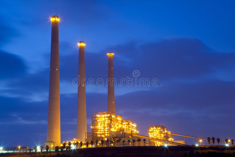 Download Power Plant Stock Photo - Image: 25510530