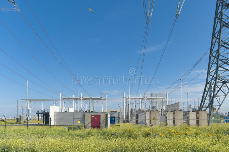 Download Power Plant Stock Photography - Image: 27103572