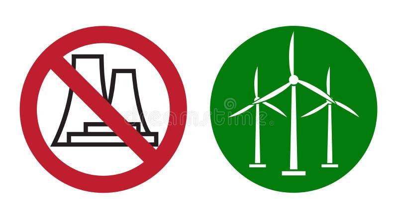 Download Power plant stock illustration. Illustration of ecology - 29517714