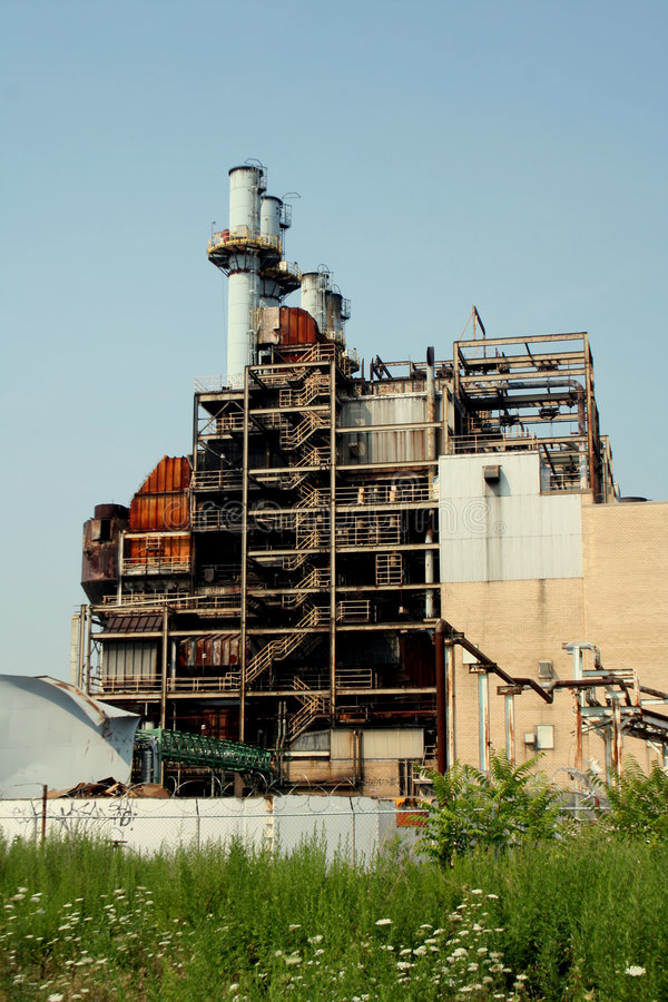 Free Power Plant Royalty Free Stock Photo - 5960625
