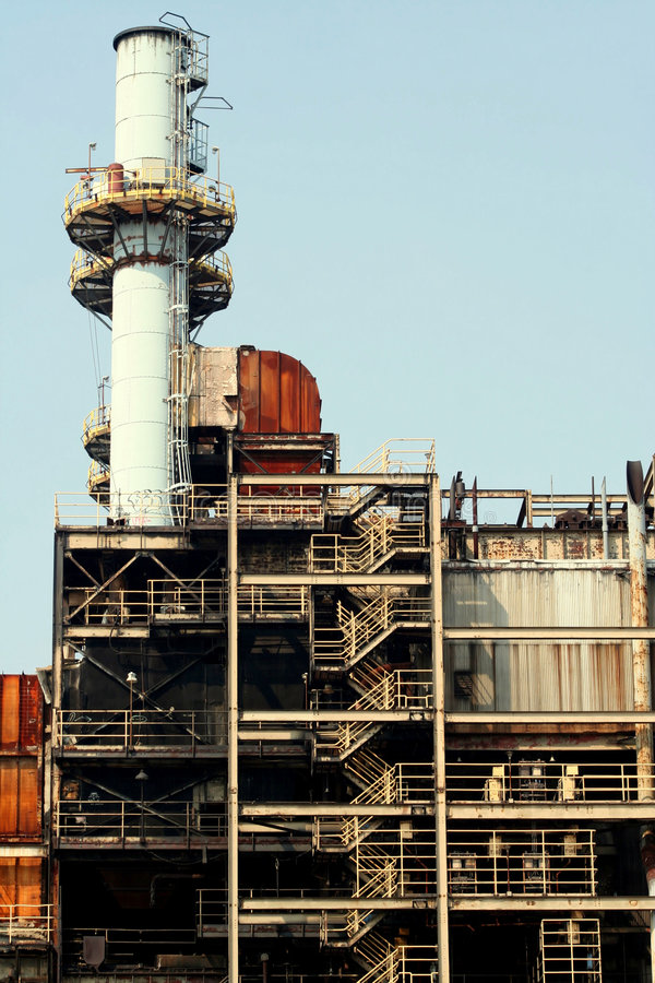Download Power Plant Stock Photo - Image: 5960890