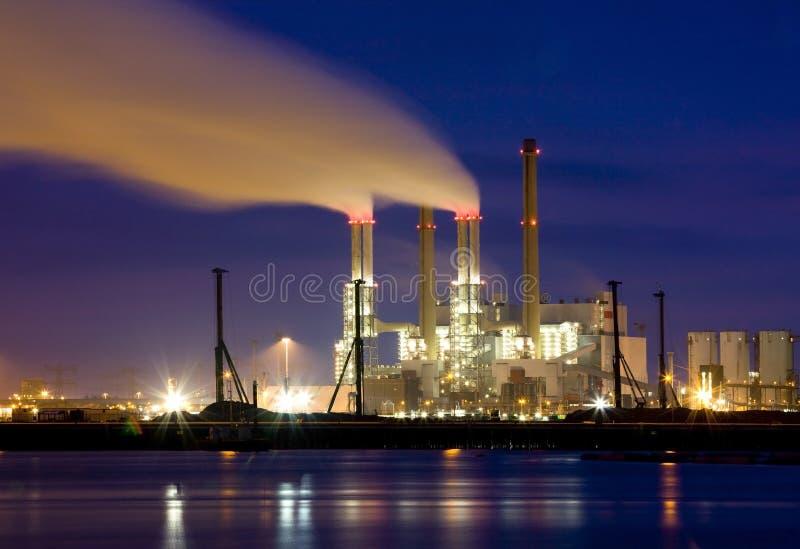 Power plant royalty free stock photos