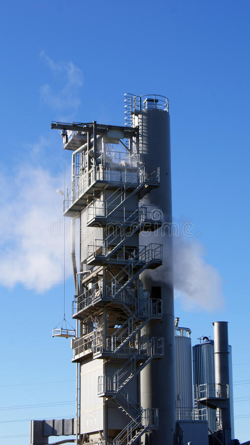 Download Power plant emissions stock image. Image of electric - 27335455