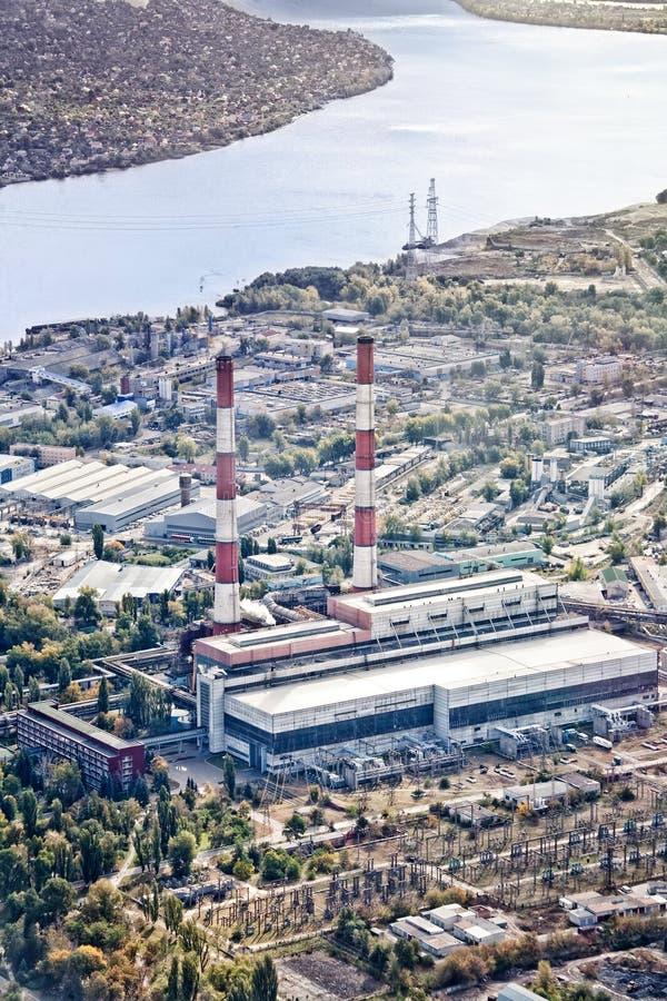 Download Power Plant In Kiev, Ukraine Stock Image - Image: 25766007
