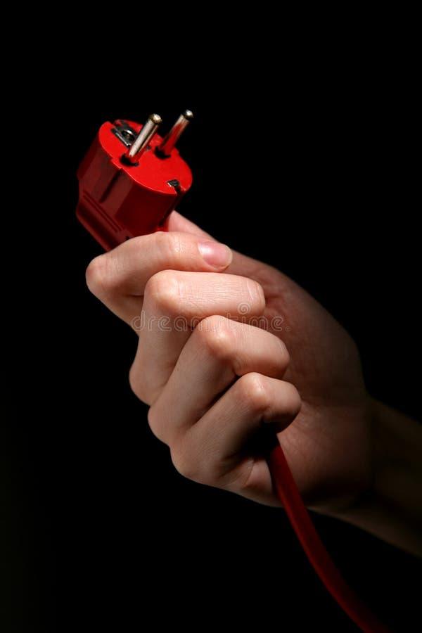 Free Power Plug. Stock Photos - 8658113