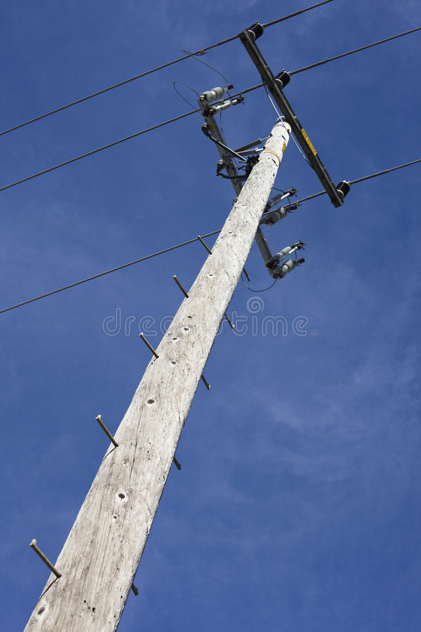Free Power Pole Stock Images - 12265624