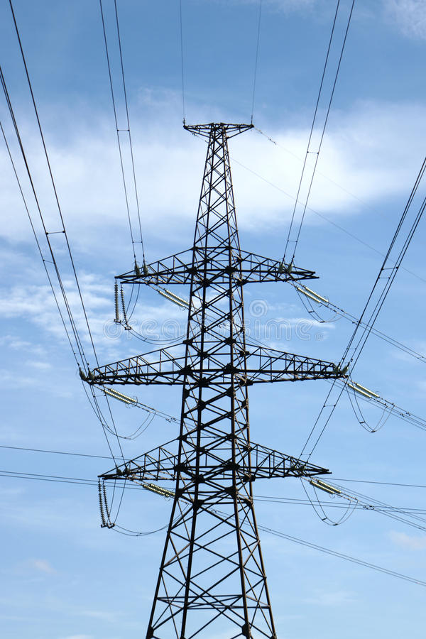 Free Power Pylon Stock Image - 11100261