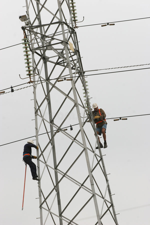 Download Power Pylon Stock Images - Image: 196334