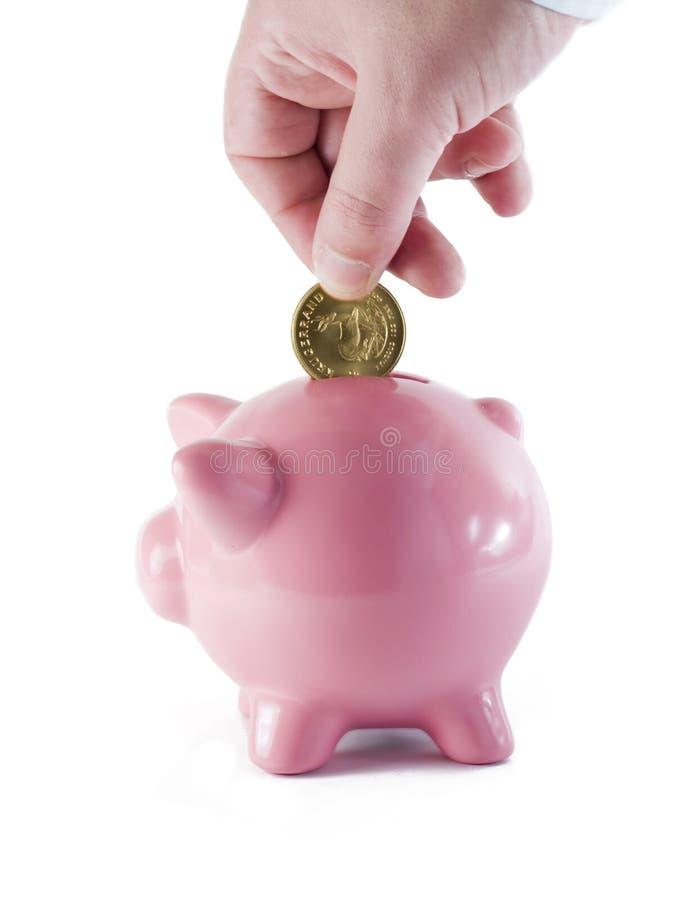 Free Power Savings. Gold Bullion Stock Images - 7772634