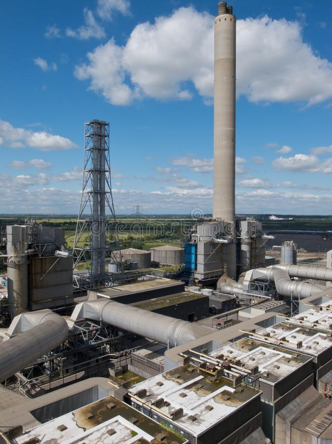 Download Power Station stock photo. Image of environmental, fossil - 26761042