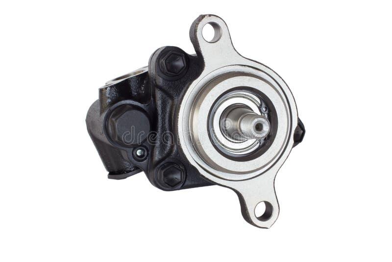 Power steering pump royalty free stock image