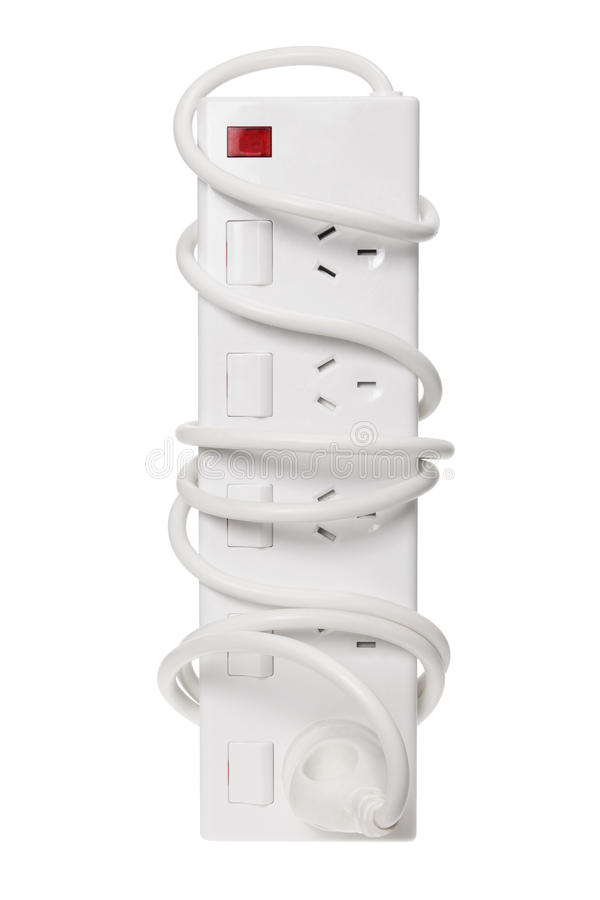 Power Strip stock images