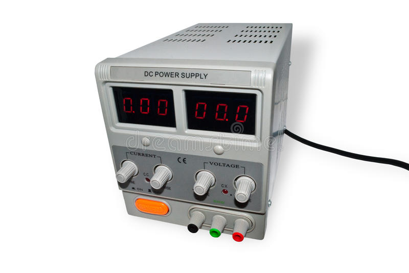 Power supply royalty free stock image