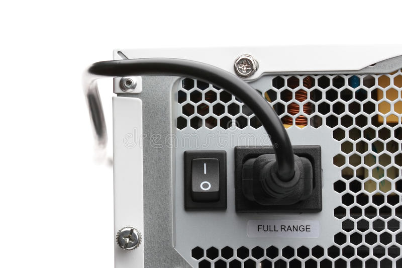 Download Power supply stock image. Image of electric, closeup - 25143633