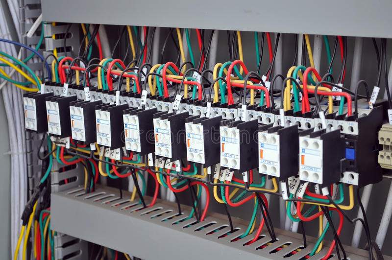 Download Power switch stock image. Image of equipment, fuses, metal - 18905797