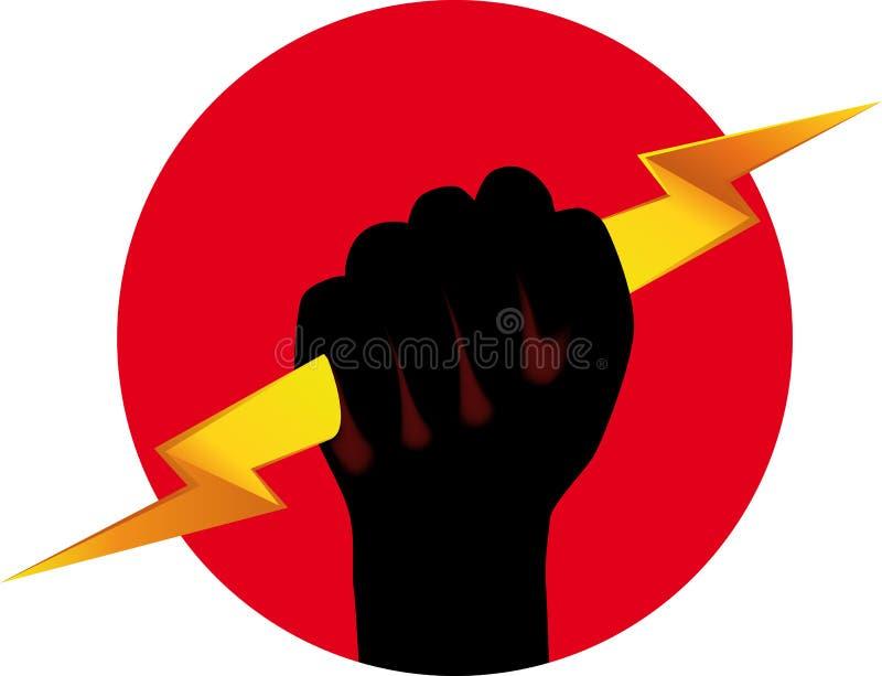 Power Symbol Stock Vector Illustration Of Leadership 27913686