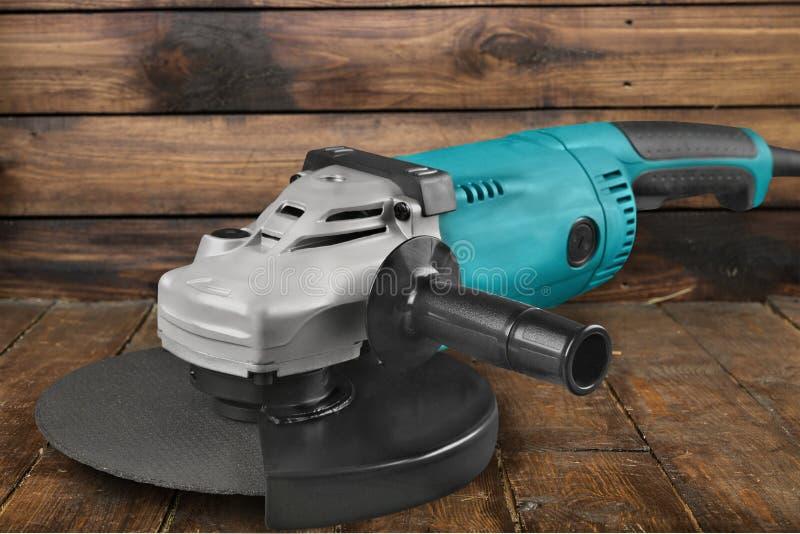 Power tool. Drill work tool circular saw electric saw jigsaw set royalty free stock photography