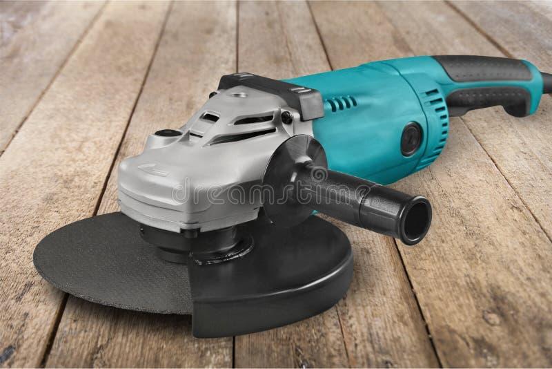 Power tool. Drill work tool circular saw electric saw jigsaw set royalty free stock image