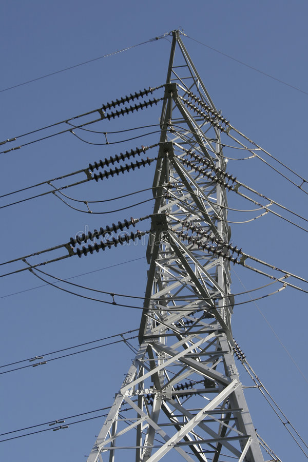 Download Power Tower Royalty Free Stock Image - Image: 2314426