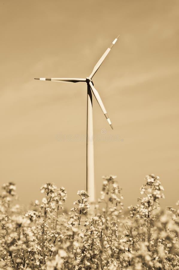 Power turbine royalty free stock photography