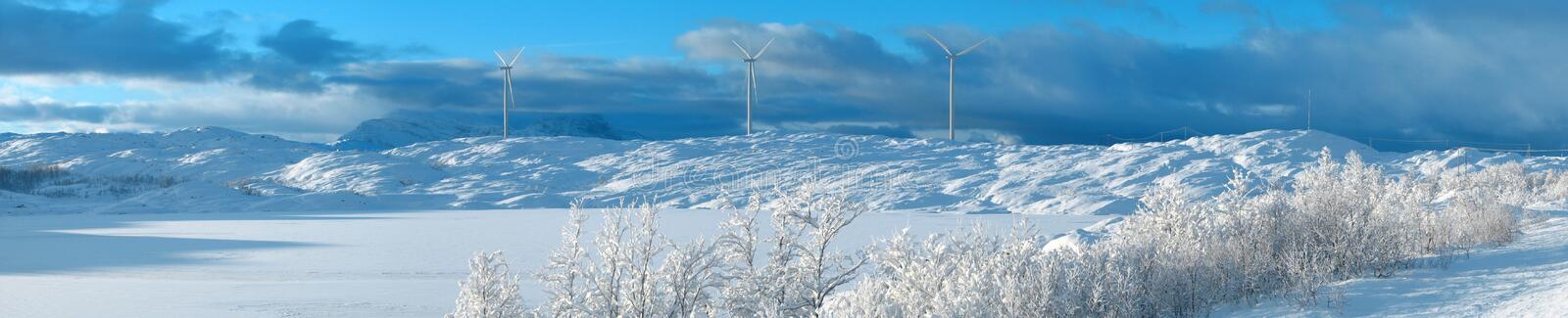 Power valley stock photography