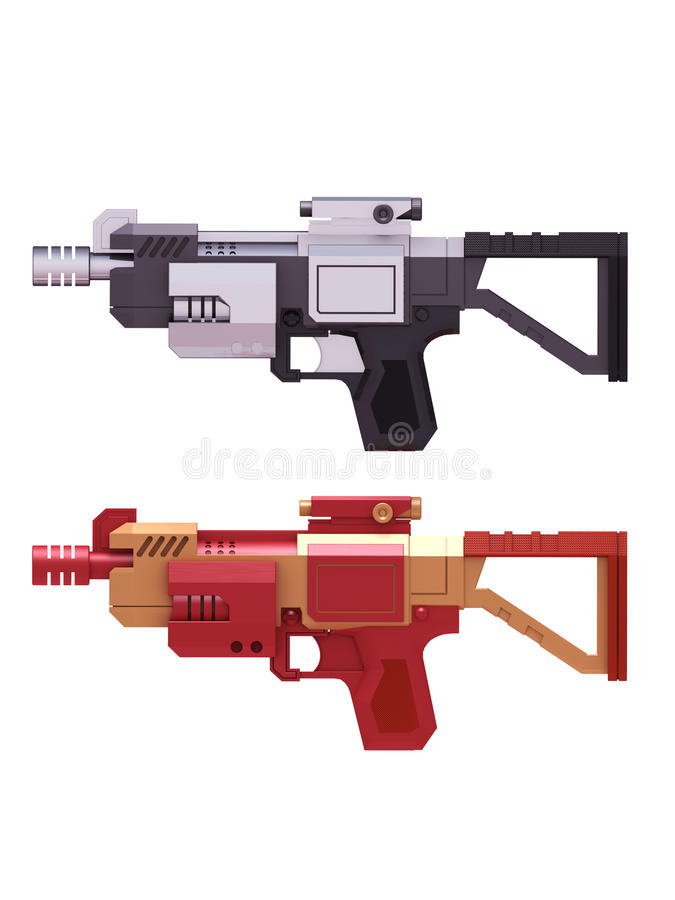 Download Power weapon stock illustration. Image of power, weapon - 31142275