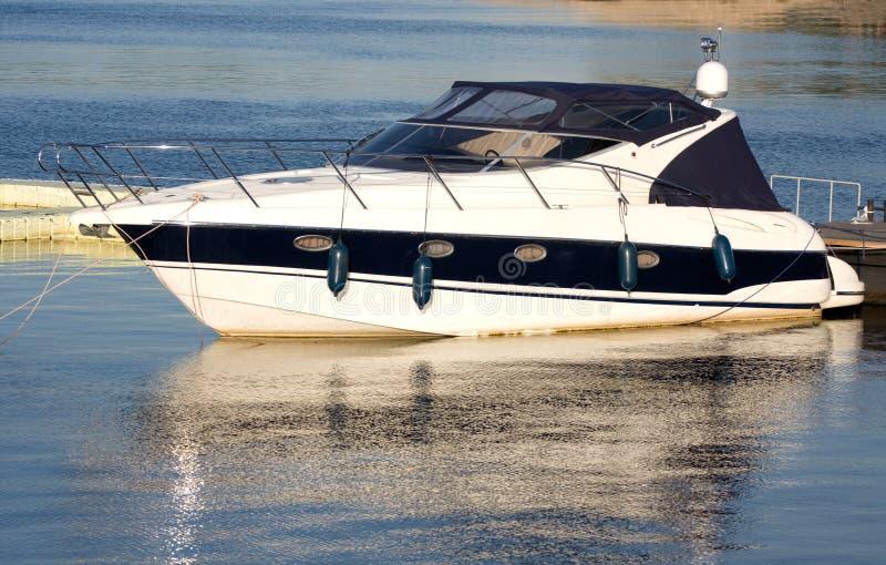 Powerboat fotos de archivo