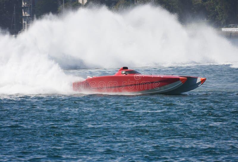 Powerboat stock photos