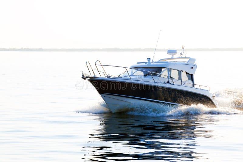 powerboat стоковое изображение