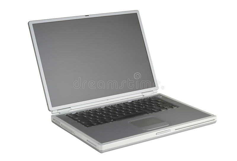 Powerbook 01 royalty free stock images