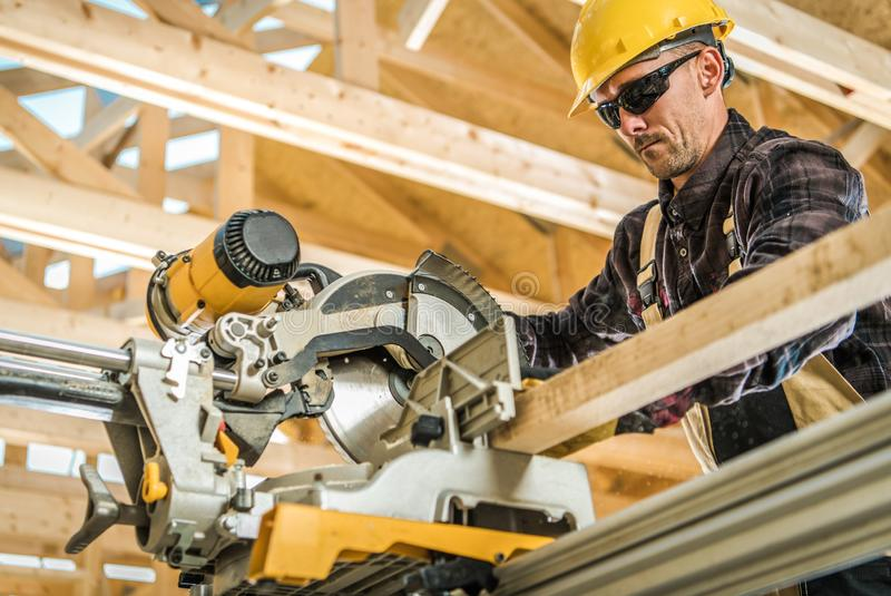 Powerful Construction Equipment royalty free stock photography