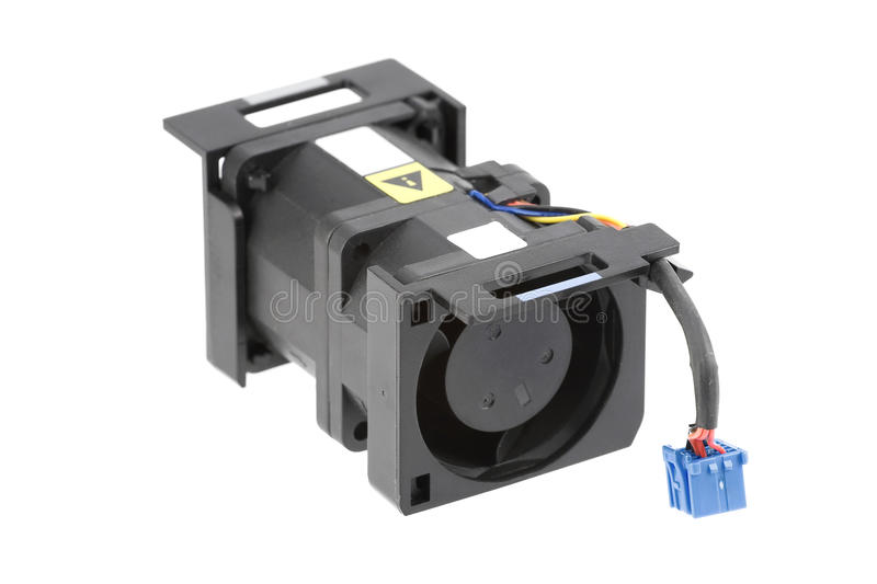 Download Powerful Dual-Rotor Cooling Fan Stock Image - Image: 14392227