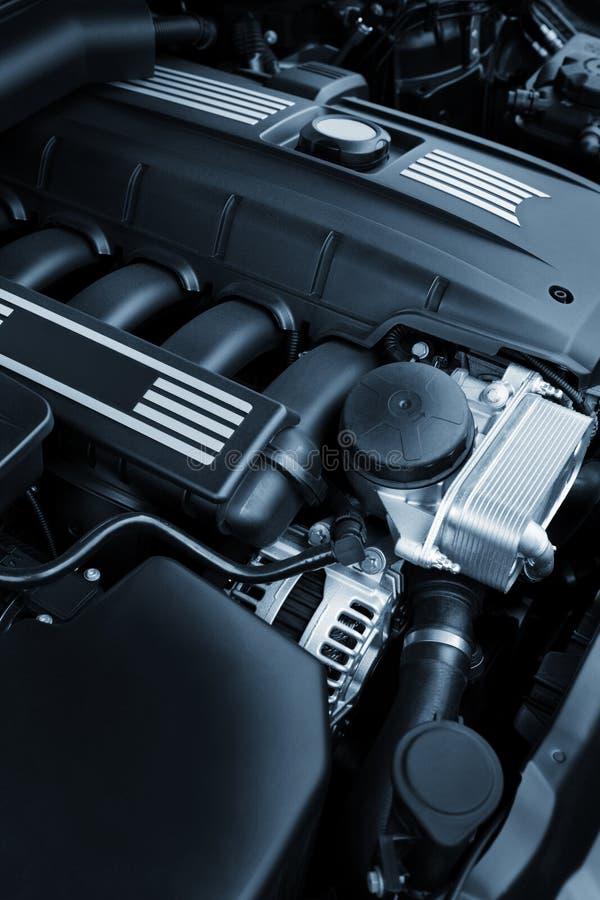 Powerful Engine Stock Image