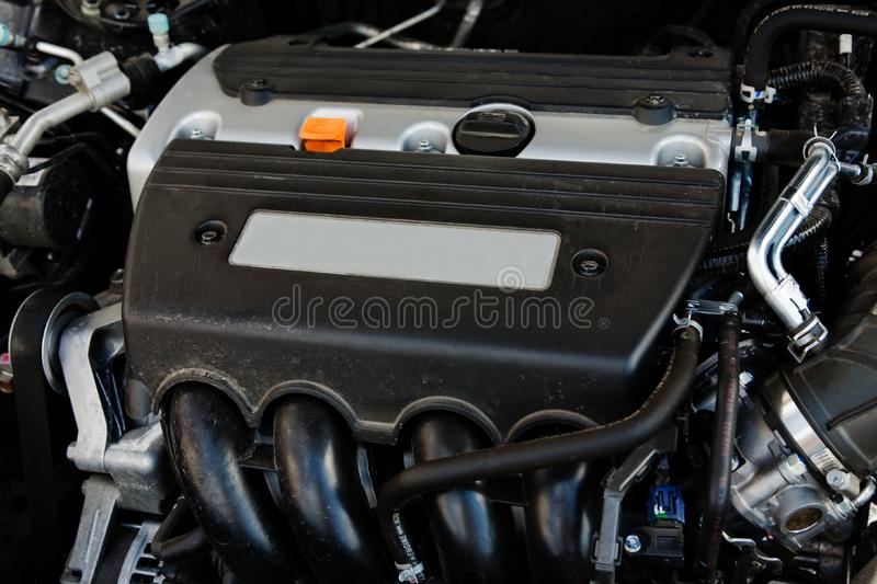 Powerful engine royalty free stock images