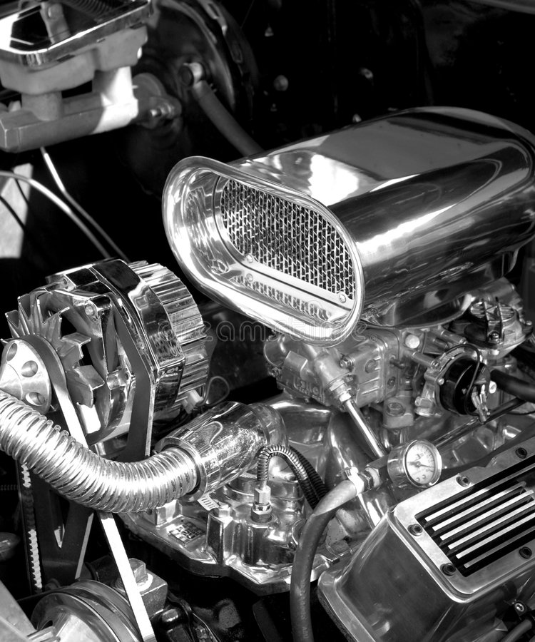 Free Powerful Engine Stock Photo - 7924350