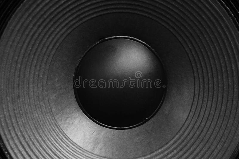 Download Powerful Speaker stock photo. Image of vibrations, audio - 25057658