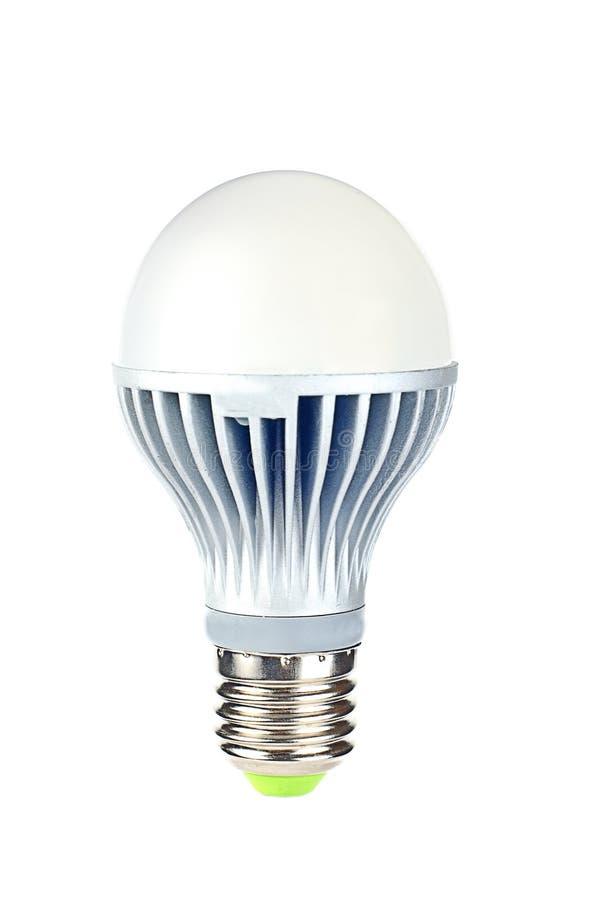 Download Powerfull Energy Saving LED Light Bulb Stock Image - Image of ideas, isolated: 23462269