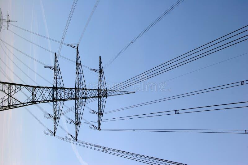 powerpole zdjęcie stock