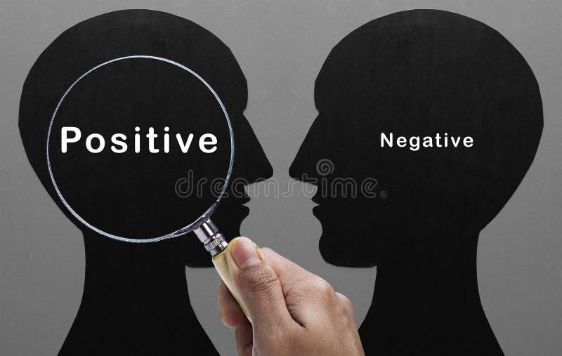 Powiększać - szklana ostrość na pozytywie zdjęcia royalty free