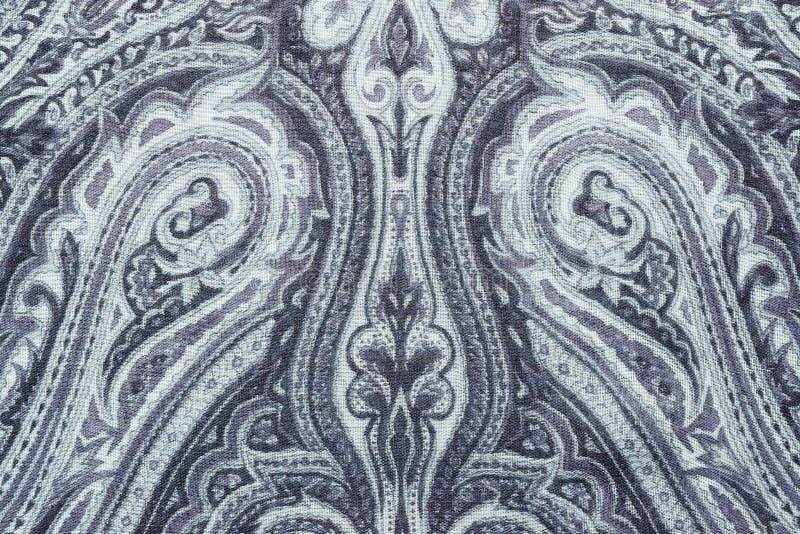 Powierzchnia cambric szalik fotografia stock