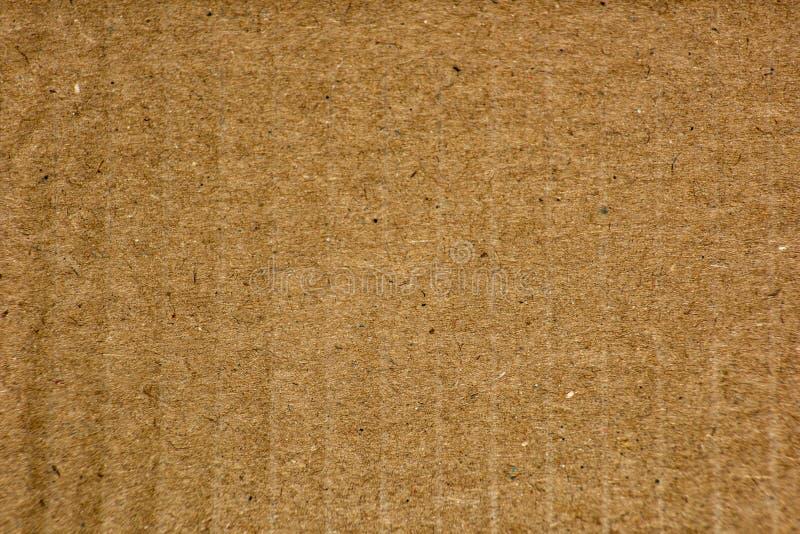 Powierzchnia panwiowy karton jest zamknięta zdjęcia stock