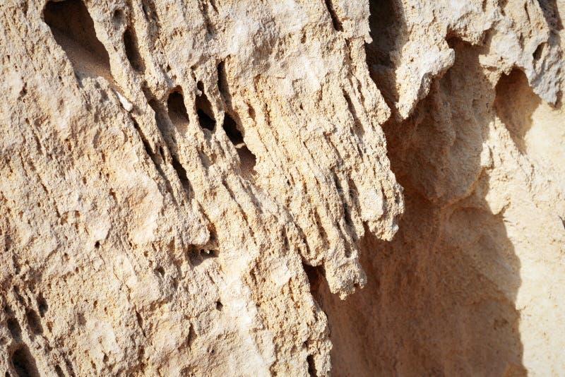 Powierzchnia piaskowca obraz royalty free