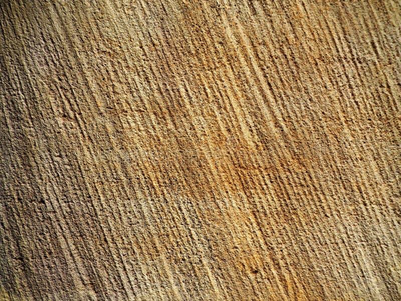 Powierzchnia piaskowcowa ściana jako tekstura zdjęcia royalty free