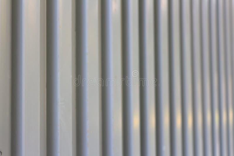 Powierzchnia trapezoidalny metalu prześcieradło zdjęcie stock