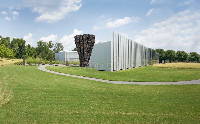 Powierzchowność Pólnocna Karolina muzeum sztuki obrazy stock