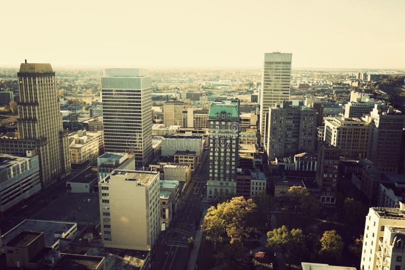 powietrzny Memphis zdjęcie royalty free