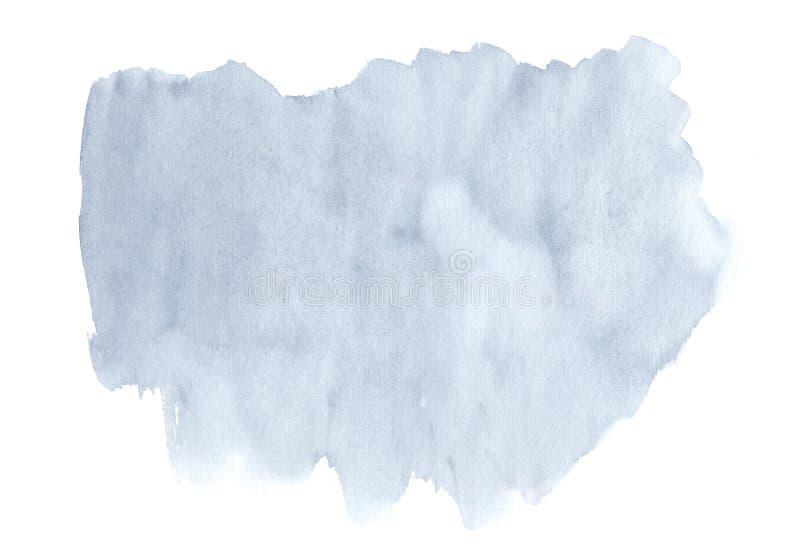 Powiewny Błękitny tło royalty ilustracja
