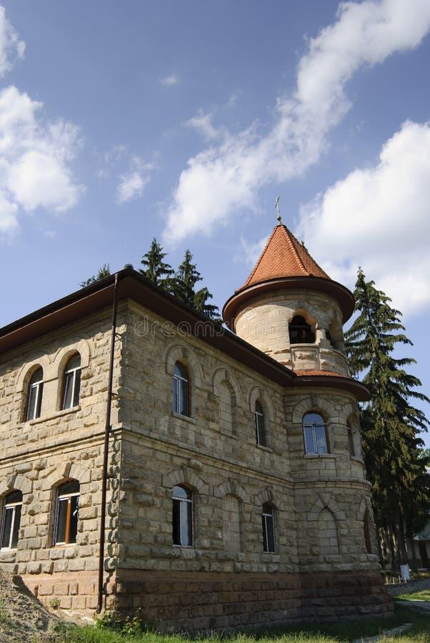 powikłany monaster obrazy stock