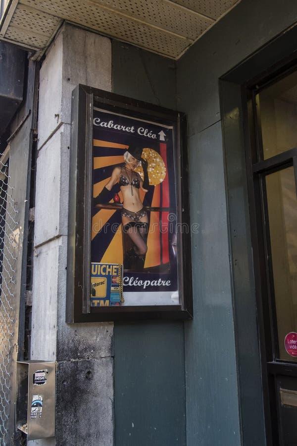 Powitanie Cukierniany Cleopatra fotografia stock