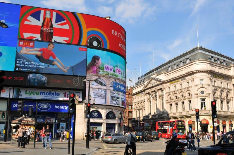 Powitanie Londyn obraz stock